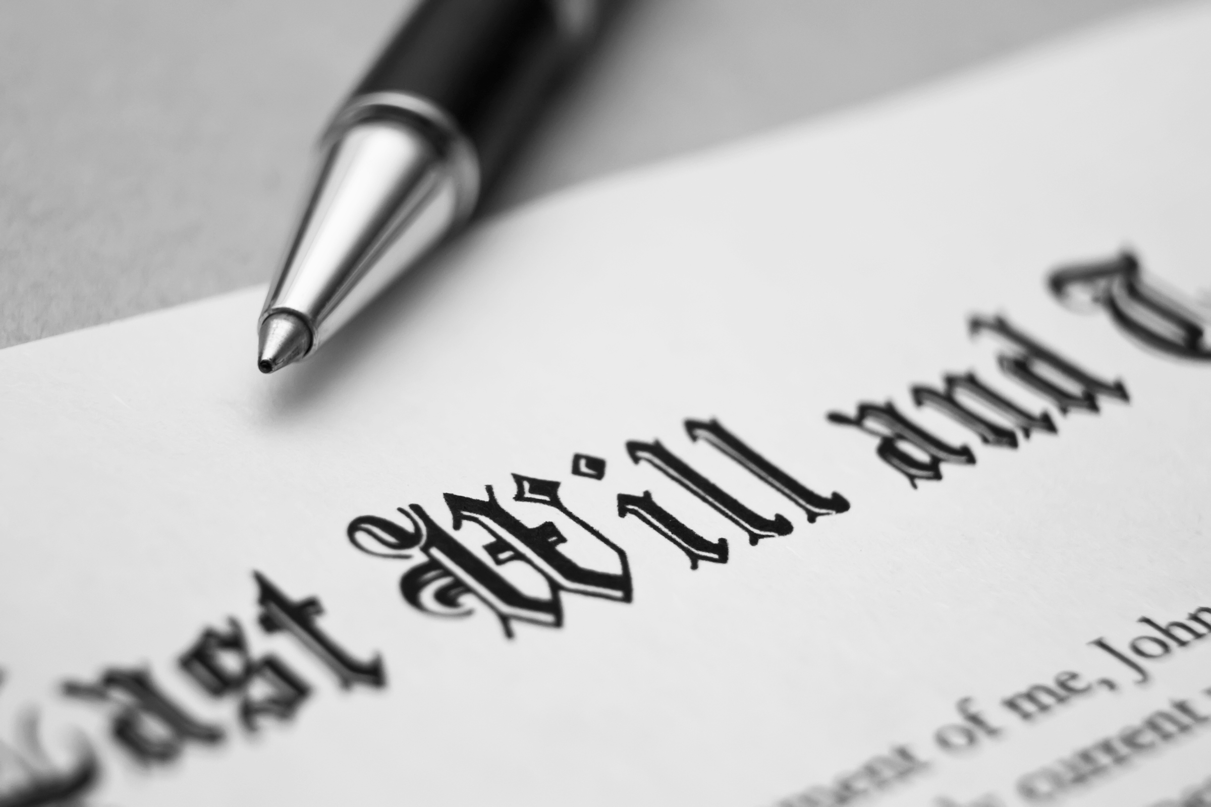 the duties of an executor of a will