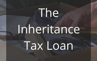 Inheritance Tax Loan